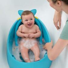 Bañera Soporte para Niños Banheira Infantil Bebes Accesorios Color Blue 3 In 1