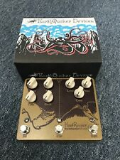 EarthQuaker Devices Hoof Reaper Double Fuzz with Octave Up   New!