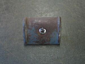 1949 1950 1951 1952 CHEVROLET STYLELINE FLEETLINE REAR WINDOW GARNISH CONNECTOR