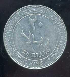YEMEN  20 riyals  2006