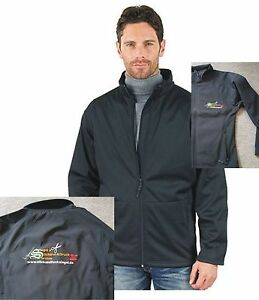 Softshelljacke Arbeitsjacke Jacke Funktionsjacke bestickt mit eigenen Logo
