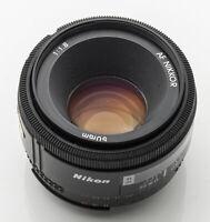 Nikon AF Nikkor 50mm 50 mm 1:1.8 1.8 Digital Objektiv