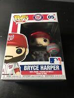 Funko Pop! MLB Bryce Harper #05