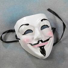 MASCHERA VENEZIANA VOLTO Guy Fawkes CARNIVAL Masquerade Ball Party Decorazioni da parete arte NUOVO