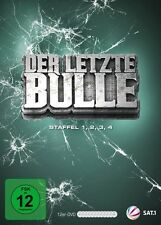 DER LETZTE BULLE 1-4 (HENNING BAUM/FLORIANE DANIEL/M.GRILL/+)  12 DVD  NEU