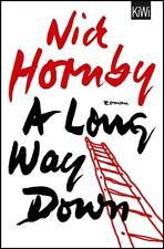 A Long Way Down von Nick Hornby (2013, Taschenbuch)