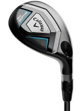 CALLAWAY BIG BERTHA NO. 4  HYBRID ADJUSTABLE - LADIES FLEX - LRH - 'NO TOOL'