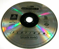 Gran Turismo 2 PS1 Playstation 1 MINT DISC