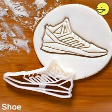 Sports Shoe cookie cutter | team morale basketball training treats snacks shoes