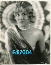 RUTH TAYLOR Vintage Original Double-Weight LinenBack Photo & RARE Autograph CARD