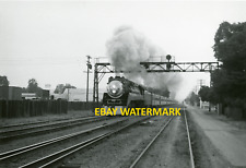 1954 SOUTHERN PACIFIC 4-8-4 NO 4459 LOCOMOTIVE REDWOOD CITY, CA PICTURE NEW