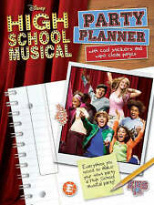 """VERY GOOD"" Disney ""High School Musical"" Activity Book Party Planner, , Book"