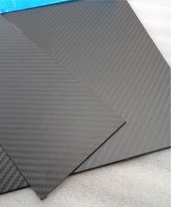 "Carbon Fiber Plate Panel Sheet 11.8""x7.8""  11.8""x4""  9.8""x7.8"" 9.8""x4"" Matt Twil"