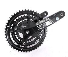 SUNTOUR XCM MOUNTAIN HYBRID BIKE CRANKS 48/36/26T + BOTTOM BRACKET FREE UK P&P