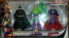 Superman DC PVC Comic Book Heroes Action Figures