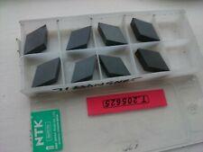 8 NTL Ceramic inserts DNGN150704-TN grade HC2 ( DNGN 150704 DNGN451-TN )