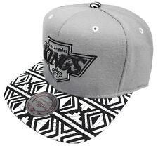 Mitchell & Ness Los Angeles Kings Aztec Snapback EU157 Caps Kappe Basecaps New