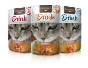 LEONARDO® DRINK Sortiert (18 X 40g) für Katzen