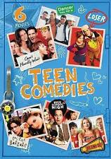 Teen Comedies:CAN'T HARDLY WAIT / LOSER / FIRED UP / EXCESS BAGGAGE / HIGH SCHOO