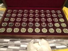 The Franklin Mint The Governor's Edition State Coins