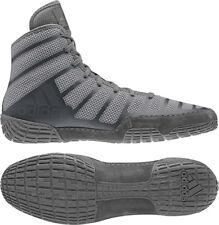 low priced 2413e 1685b Adidas AdiZero Varner 2 Gris Onyx Para hombres Zapatos adultos zapatos de  lucha o boxeo