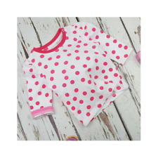 Blade & Rose Unicorn Collection - White/Pink Spot Tee 6-12 Months