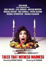 TALES THAT WITNESS MADNESS (Jack Hawkins) - DVD - Region 1