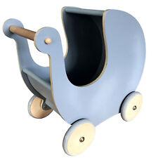 Passeggino per Bambole Legno macchina per imparare a camminare Vintage Walker