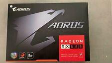 GIGABYTE AORUS AMD Radeon RX 580