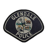 Glendale California Lolice Department Shoulder Patch - CA