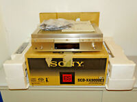 Sony SCD-XA9000ES High-End SACD-Player Gold, OVP&NEU, 2 Jahre Garantie