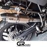 Exhaust for TRIUMPH TIGER 800 XC / XR / XRX 2010 - 2020 GRmoto Muffler Titanium