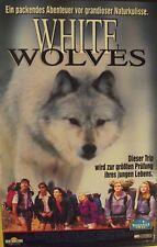 WHITE  WOLVES * KULT - Blockbuster * Matt Mc Coy * Amy O`Neill