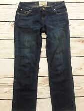 Junior's American Rag Medium Wash Cropped Skinny Jeans Size 3 ☆☆
