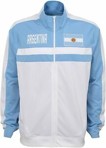 Outerstuff Youth Argentina National Football Team Track Jacket
