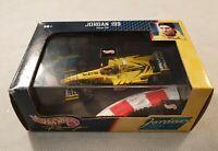 Hot Wheels Jordan Grand Prix Damon Hill Diecast Model Scale 1/43 Car in Box 1998