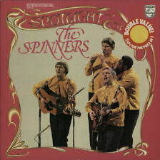 Spinners 2-LP vinyl record (Double Album) Spotlight On The Spinners UK 6625014