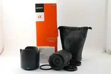 Sony SAL70300G 70-300mm F/4.5-5.6 SSM G Lens w/Box For A Near Mint Tested #5464