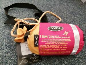 Yak Rescue Throwline 15m Throw bag