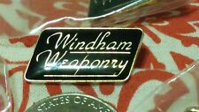 """Windham Weaponry 1"""" Collectible Firearms Guns Hat Lapel Pin NEW SHOT-SHOW 2018"""