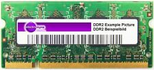 256MB Samsung DDR2 Ram PC2-3200S-333-10-C3 400MHz 1Rx16 So-Dimm M470T3354BZ3-CCC