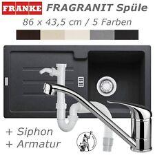 Spülbecken küche granit  Granit-Einbauspüle | eBay