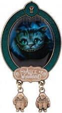 Disney Dangle Tweedle Dee & Dumb  Alice in Wonderland Cheshire Cat LE 100 Pin