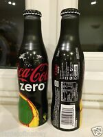 Coca-Cola Zero 2014 FIFA World Cup Limited Edition Aluminium Bottle 250ml