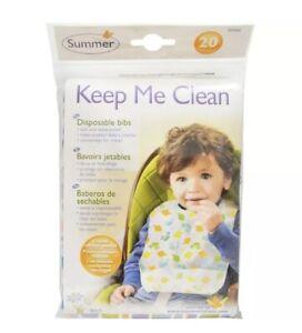 Summer Infant, Keep Me Clean, Bibs, 20 Bibs