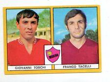 FIGURINA    CALCIATORI    EDIS    1969-70    REGGINA   TOSCHI  TACELLI