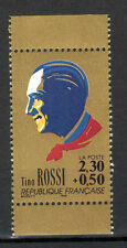 Tino ROSSI - Y&T n° 2651 issu de carnet LA CHANSON FRANÇAISE