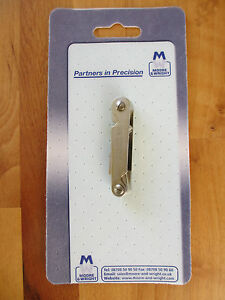 New MOORE & WRIGHT 806R - UNIFIED THREAD PITCH GAUGE   4 - 42 UN