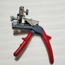 Curtis Industries Inc. Model 15 Key Cutter Punch.