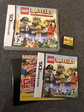 Lego Battles Nintendo Ds Game